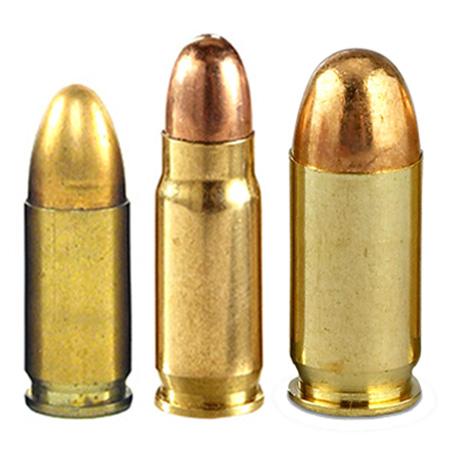 7.62x25mmトカレフ弾